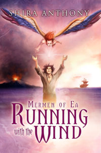 Book Cover: Running with the Wind